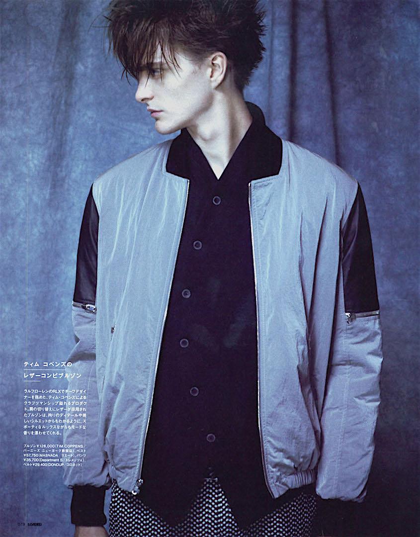 LOADED  KEN YOSHIMURA HAIR