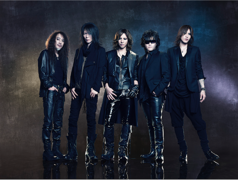 X JAPAN – Yoshiki , Heath  KEN YOSHIMURA HAIR