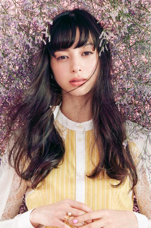 M+W – 中条あやみ  KEN YOSHIMURA HAIR