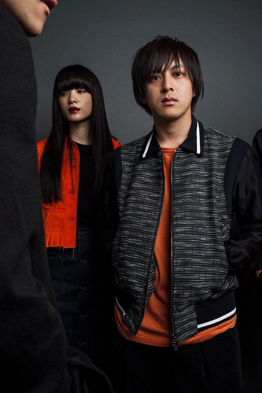 GQ Japan – 雨のパレード  KEN YOSHIMURA HAIR