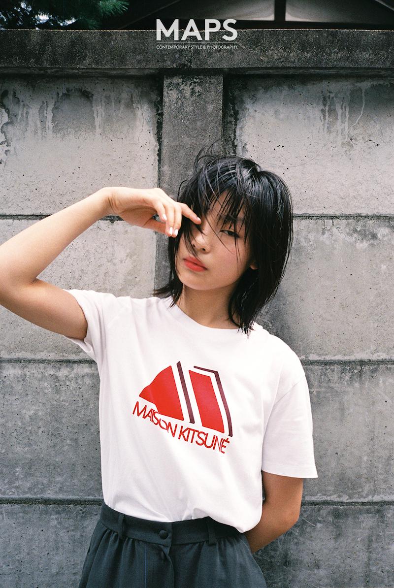 Maps magazine  KEN YOSHIMURA HAIR