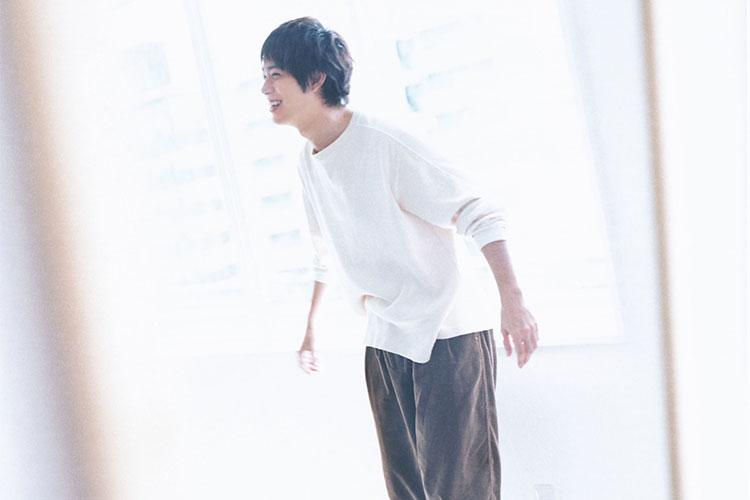 ViVi – 渡辺大知  KEN YOSHIMURA HAIR