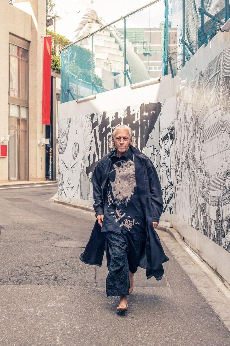 GQ Germany – Charles Schumann –  KEN YOSHIMURA HAIR