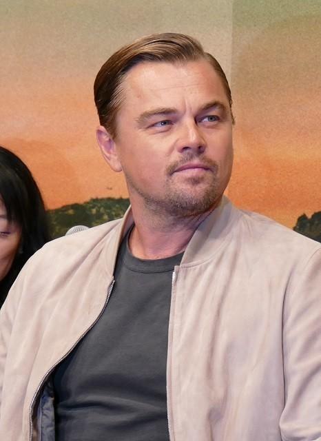 Leonardo DiCaprio  KEN YOSHIMURA HAIR