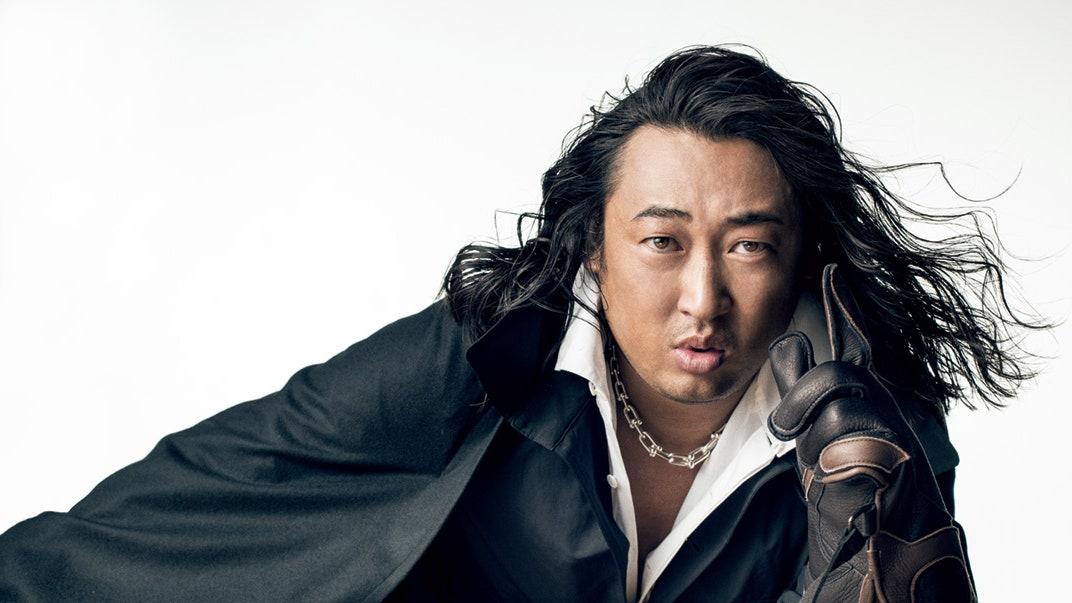 GQ Japan – 秋山竜次  KEN YOSHIMURA HAIR