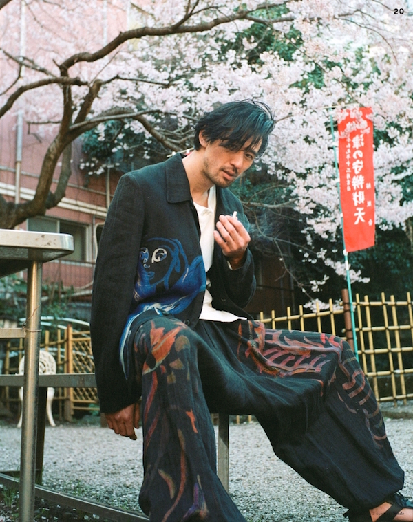 RUDO  KEN YOSHIMURA HAIR