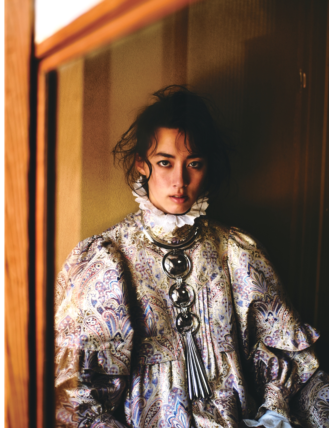 W2E Magazine – Paco Rabanne  KEN YOSHIMURA HAIR