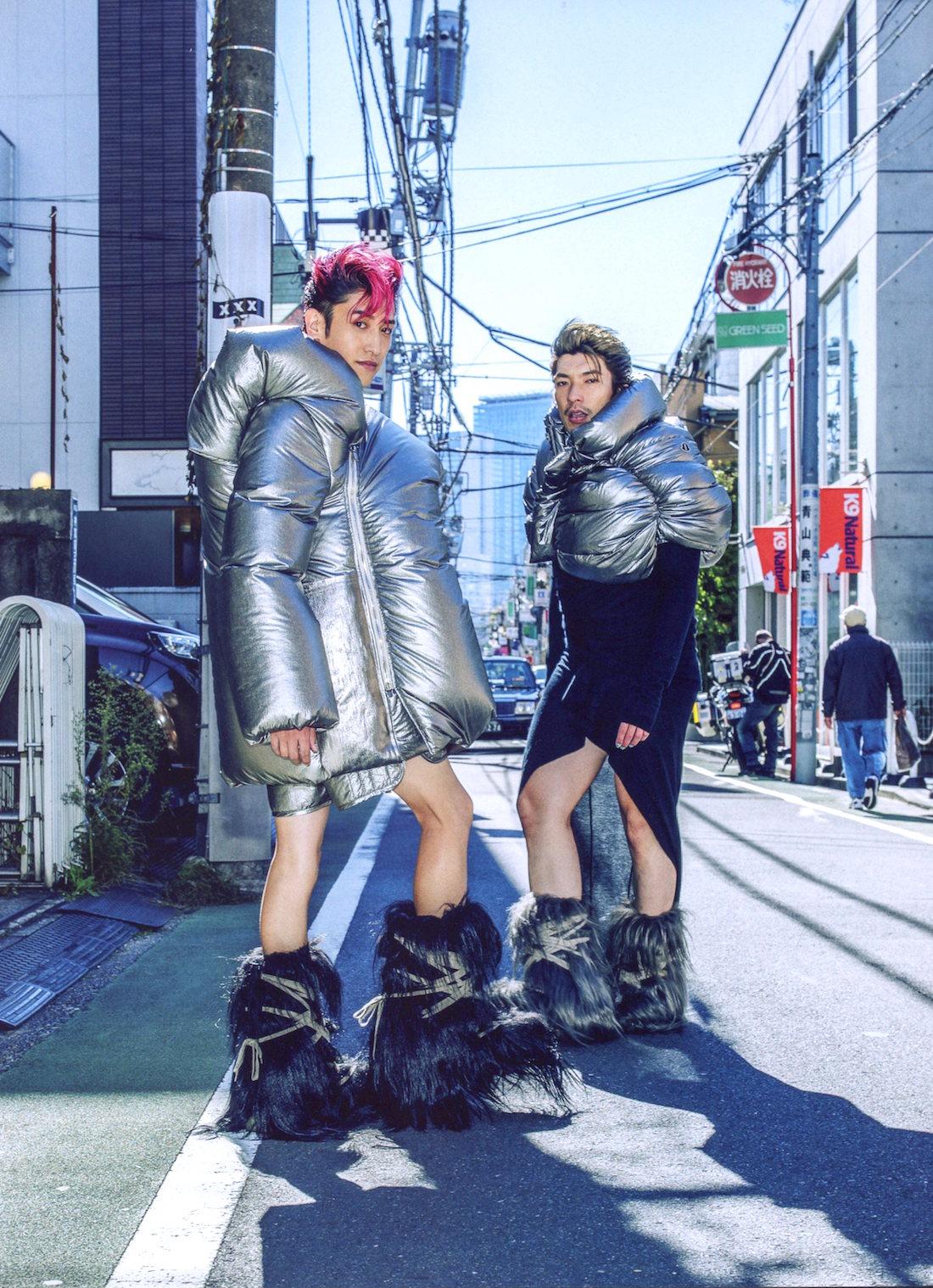 GQ Japan – EXIT  KEN YOSHIMURA HAIR