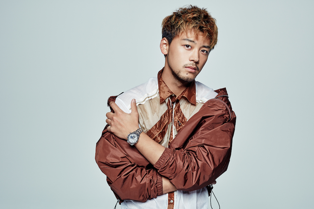 GQ Japan – 竹内涼真 × ZENITH  KEN YOSHIMURA HAIR