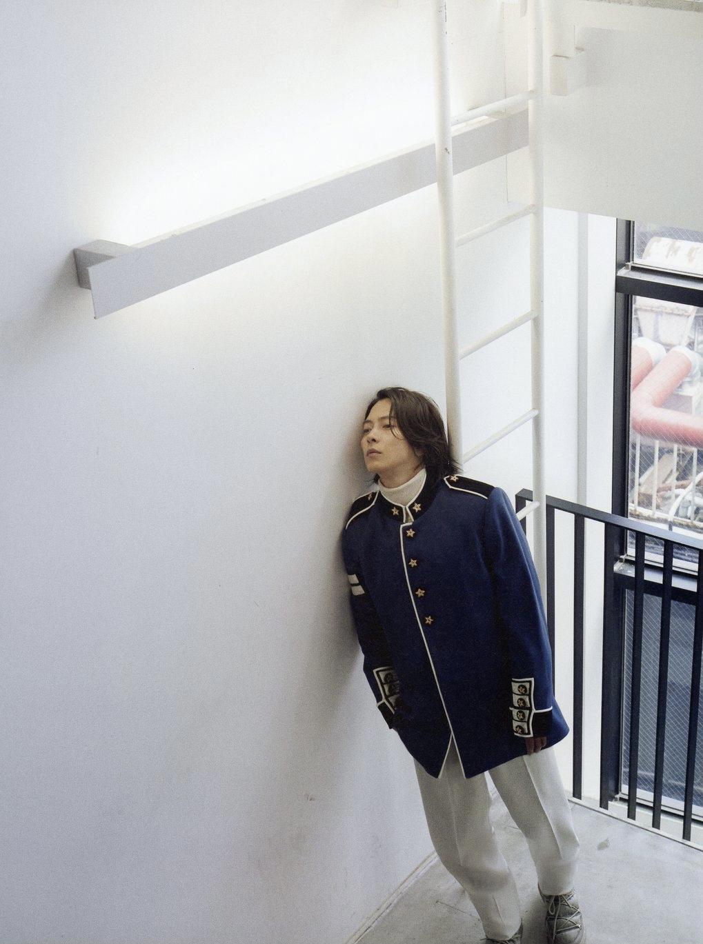 HIGHSNOBIETY JAPAN – 山下智久  KEN YOSHIMURA HAIR