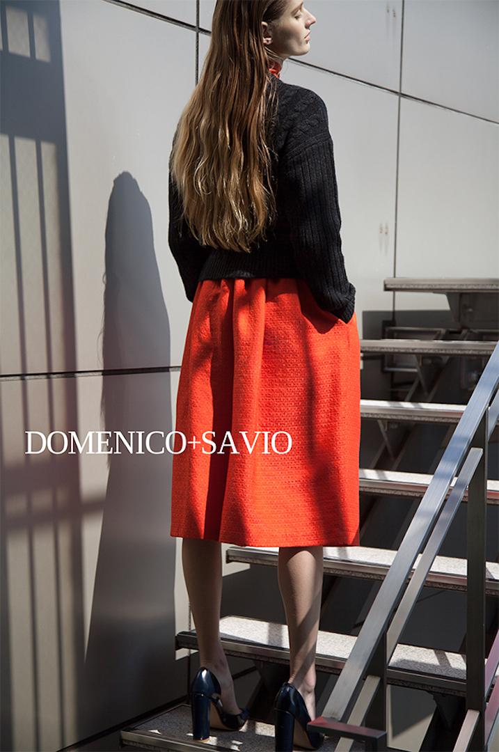 Domenico + Savio  KEN YOSHIMURA HAIR