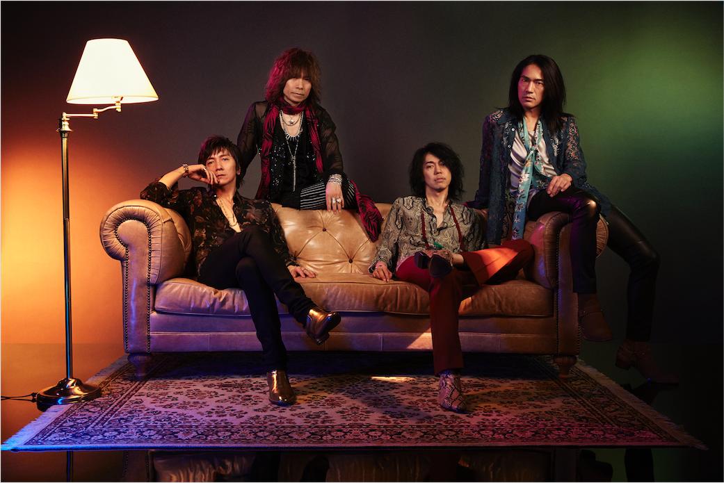 THE YELLOW MONKEY  KEN YOSHIMURA HAIR