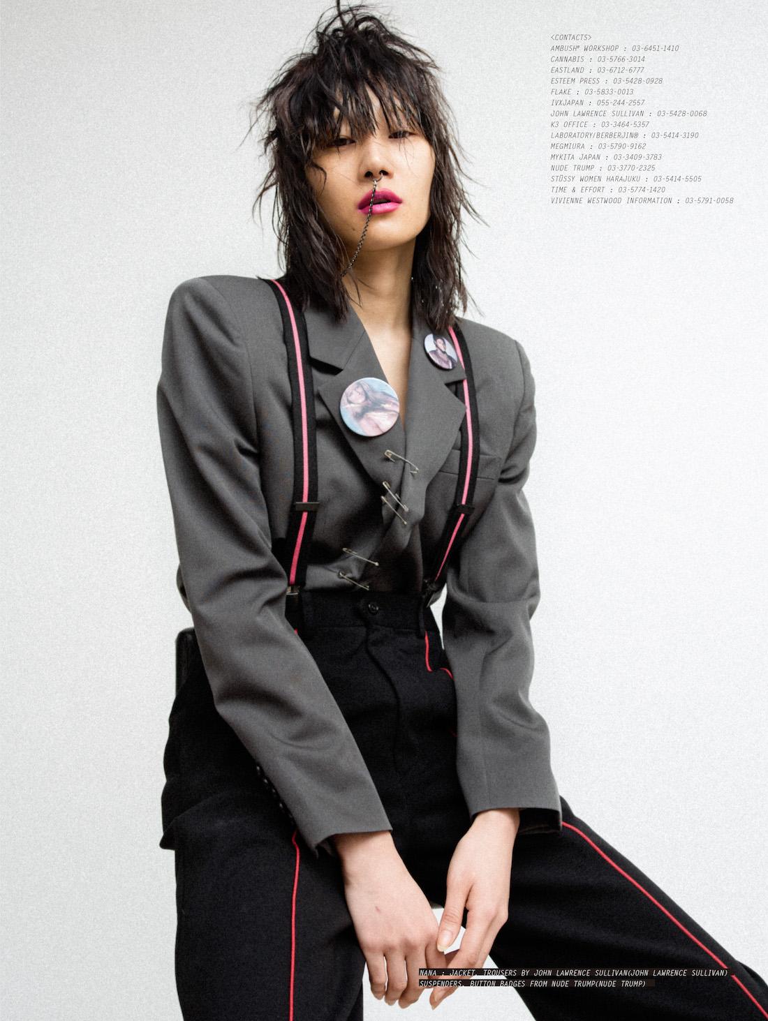 FIERCIVE  KEN YOSHIMURA HAIR