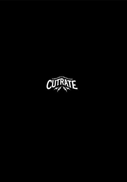 CUTRATE 2018 S/S  KEN YOSHIMURA HAIR