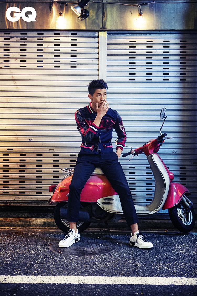 GQ Italia – Dolce & Gabbana  KEN YOSHIMURA HAIR
