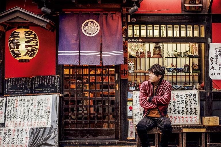 GQ Japan – 佐藤天彦  KEN YOSHIMURA HAIR